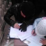 ACT against ACTA Brno - tak jsme tam byli