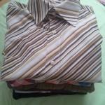 Vyžehlené košile :)