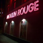 1. stage - Moulin Rouge