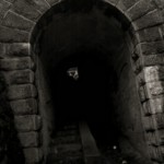 Tunel pod vlakem
