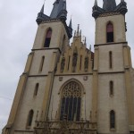 Stavba v Praze
