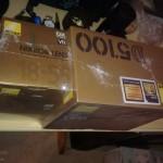 Nikon D5100 zabalený
