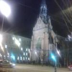 Červený kostel v Brně