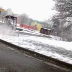 Sníh musí pryč!