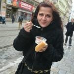 Klára a ruské vejce :D
