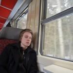 Forest ve vlaku