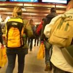 Cestou do Brna - Hlavní nádraží Praha