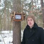 Forest a hezká keška