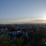 Výhled na Brno z Židenic