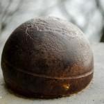 Dělová koule na Špilberku
