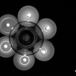 Fotopokus se žárovkou