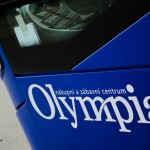 Olympia Brno bus