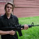 Forest a útočná puška M4