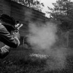 Střelba z revolveru