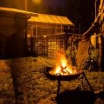 U ohně na střelnici