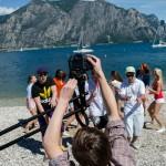 Natáčení videoklipu Paluba snů v Itálii
