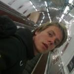 Forest v metru :D