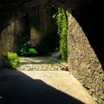Skútr v Limone sul Garda