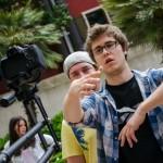Rashid natáčí videoklip v Itálii