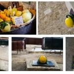 Citrony ve městě Limone sul Garda