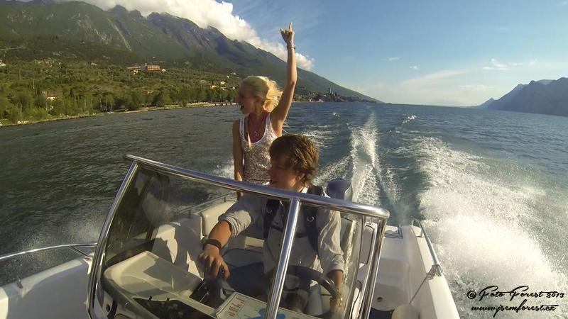 Natáčení videoklipu v Itálii | Lago di Garda | 24.5. - 1.6.2013