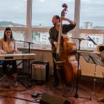 Trio Hany Robinson koncert v Sunset Restaurant