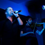Petr Kutheil křest Rock Fusion v Hard Rock Café