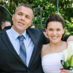 Svatba Gity a Tomáše