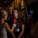 Eliška Bučková rozhovor Rock Fusion v Hard Rock Café
