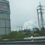 Příjezd do Ostravy