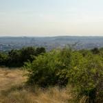 Výhled z Vinohrad