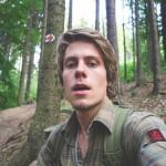 Forest v kopci