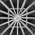 Střecha glorietu