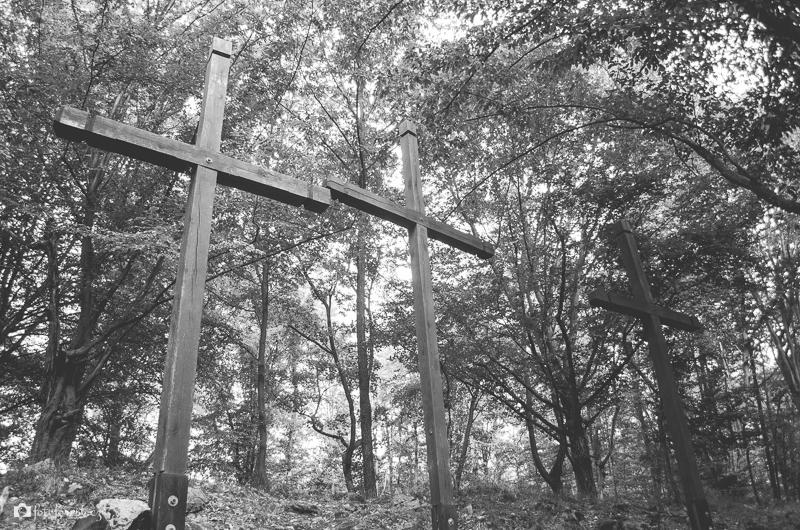 Tři kříže, Sedlecký hrad