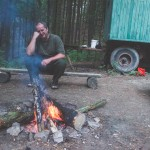Odpočinek u ohně