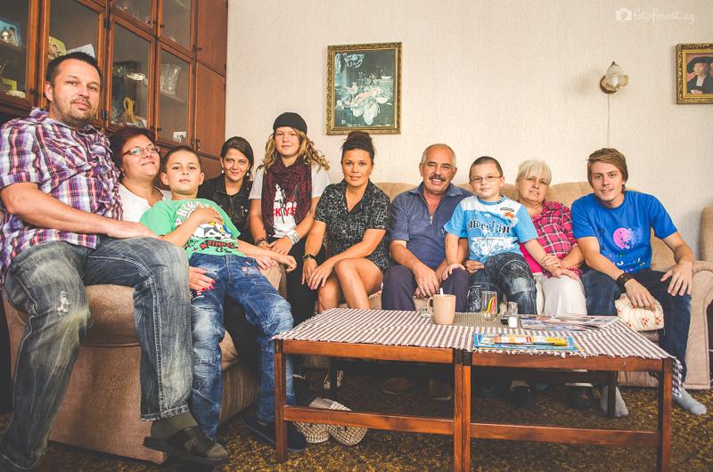 Forestova rodina