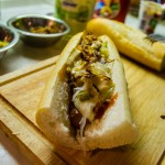 Recept na hot dog