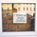 Z technických důvodů zavřeno