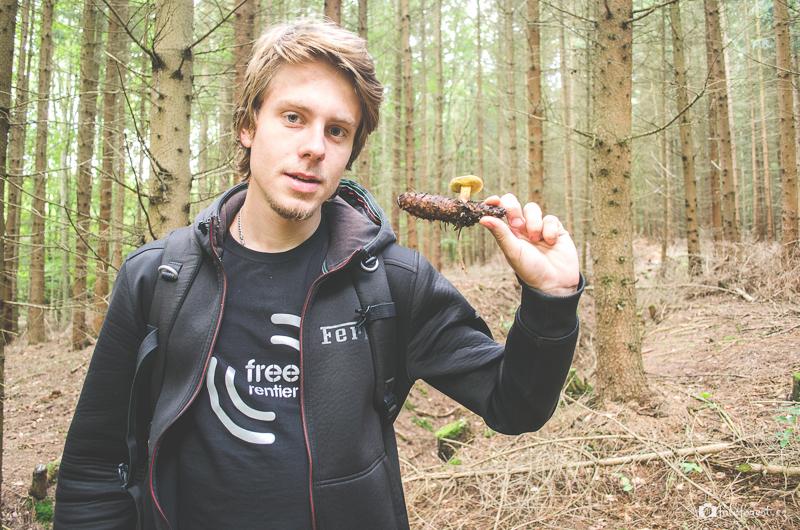 Forest a jeho trofej