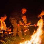U ohně v Barochově