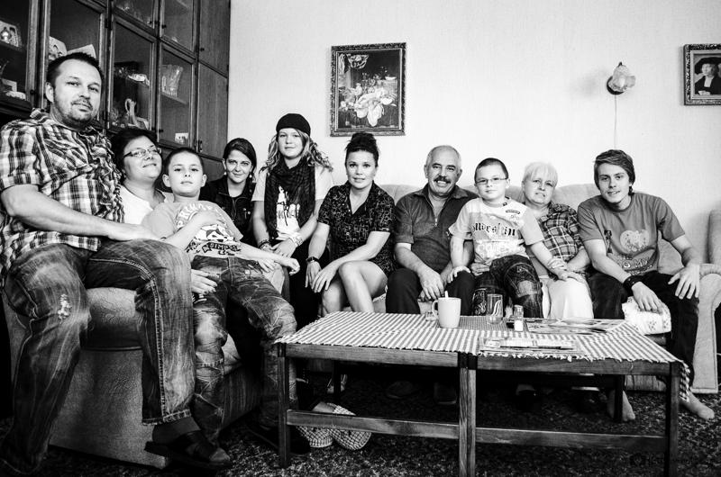 Rodinná oslava u babičky | Brno | 9.1.2013