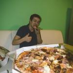 Pizza Capri z La Patas