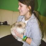 Danny s králíkem
