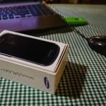 Dostal jsem nový telefon