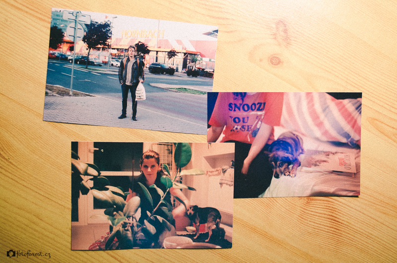 Fotky mého života z analogu