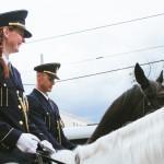 Policejní průvod