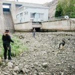 U hráze brněnské přehrady