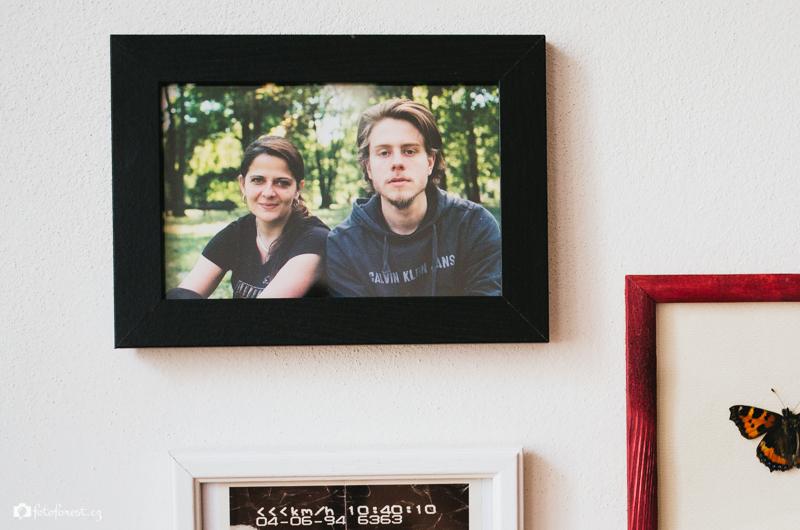 Další fotka na zdi