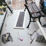 Jak jsem opravoval lavičku