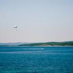 Moře v Baška Voda - Chorvatsko
